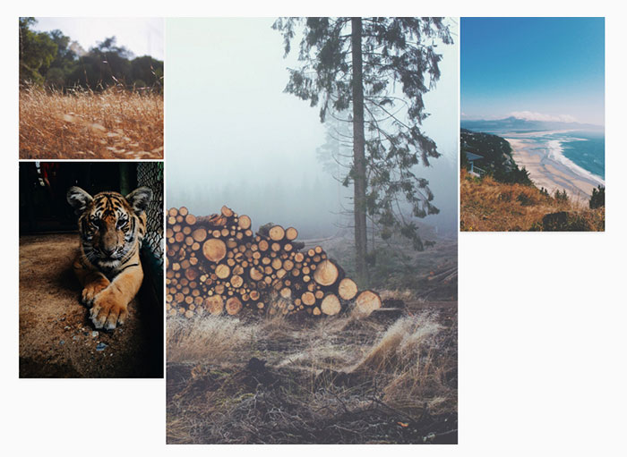 Tumblr Theme: Grid