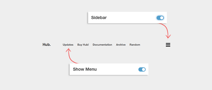 Tumblr Theme: Top - Customization