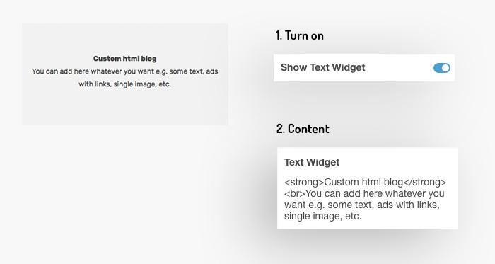 Tumblr Theme: Custom HTML